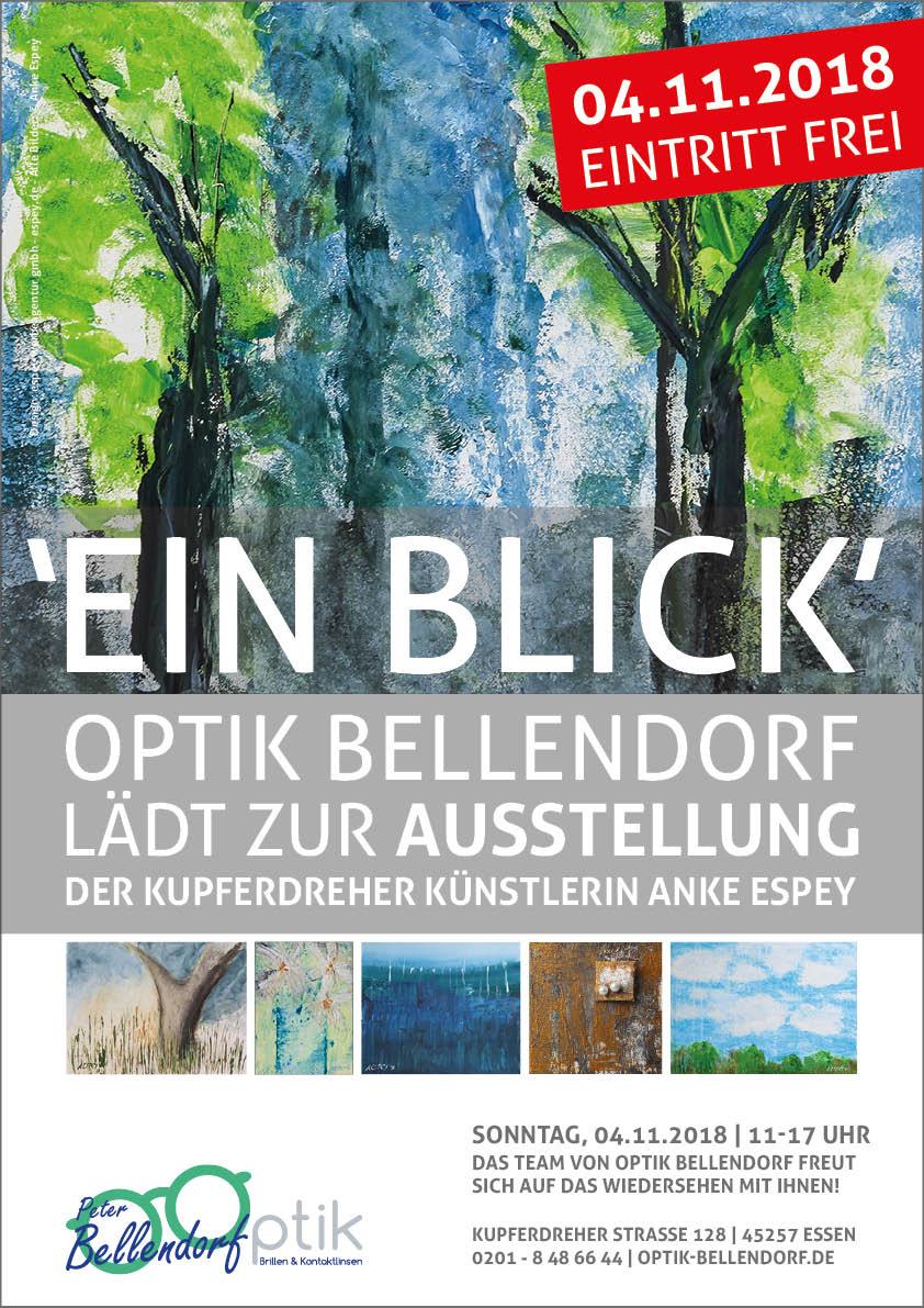 885ffcbb8b5a53 EIN BLICK - Ausstellung am 4.11.2018 - Eintritt frei - Blog der ...